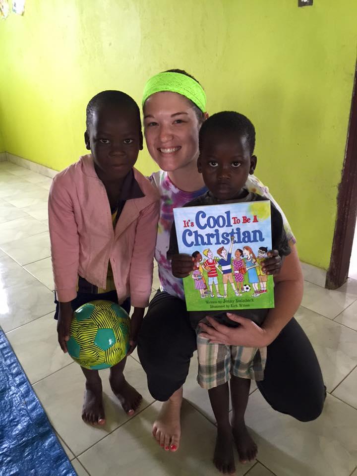 Stephanie Uganda